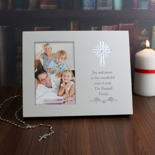 Cross Sentiments 6x4 Light Up Frame